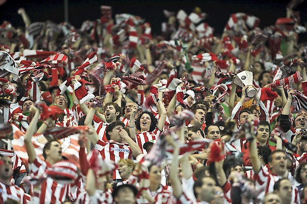 Photo: Bilbao's Athletic Club
