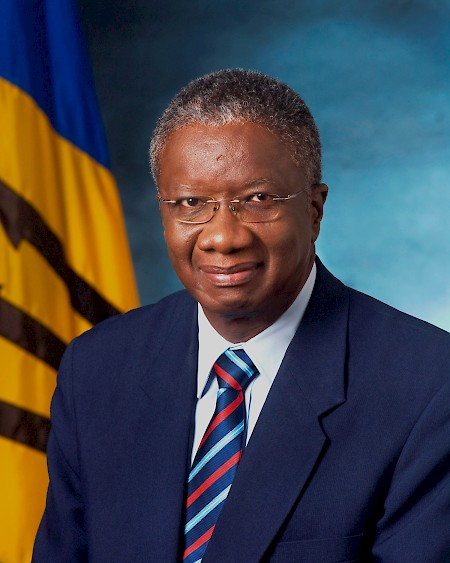 Interview with Freundel Stuart, prime minister of Barbados