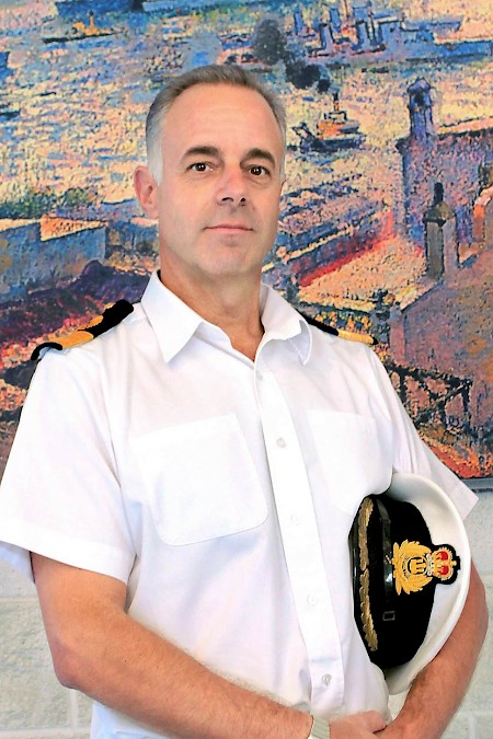 Interview with Bob Sanguinetti, CEO of Gibraltar Port Authority and captain of the port