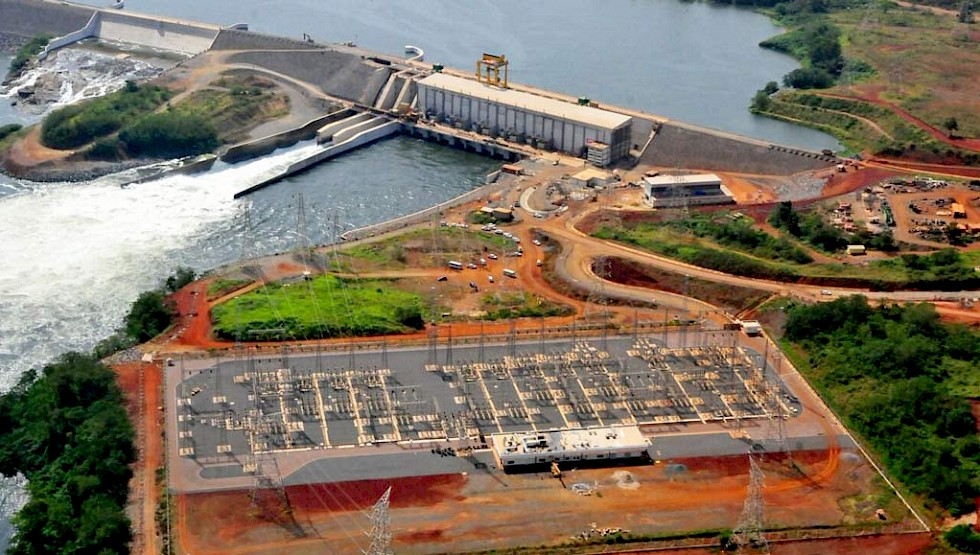 Like many Nile countries, Uganda uses hydropower to meet some of its electricity needs.