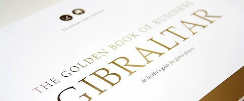 The Golden Book of Business - Gibraltar