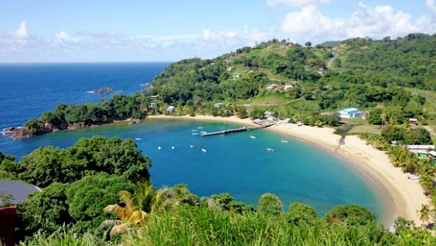 Trinidad and Tobago is fast becoming a beach holiday hotspot.