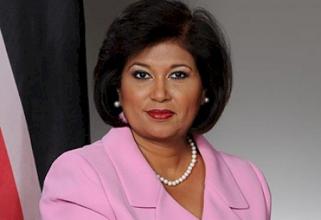 Interview with Carolyn Seepersad-Bachan, minister of public administration